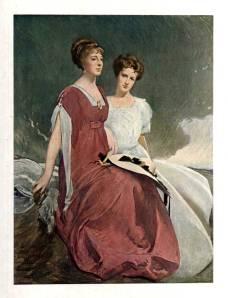 Belle and Katharine Skinner
